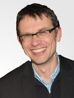 Pfarrer Hans-Jürgen Müller